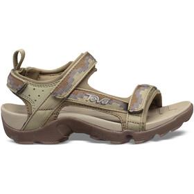 Teva Tanza Sandals Kids steps dark olive